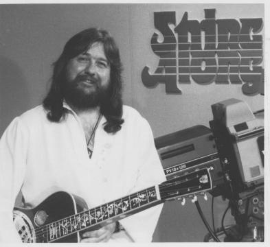 John Pearse on the StringAlong PBS Show Set 1986