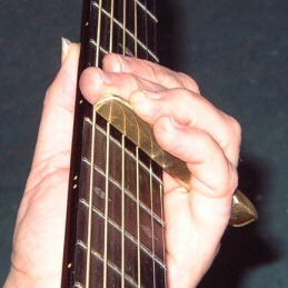 The John Pearse® Edge[tm] Guitar Slide