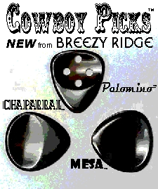 Breezy Ridge Cowboy[tm] Picks