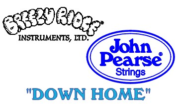 Breezy Ridge®/John Pearse® Strings at Home